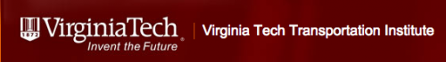 Virginia Tech Transportation Institute logo
