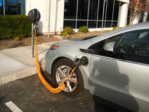 California may ease electric car charging for renters.