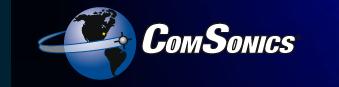 ComSonics logo