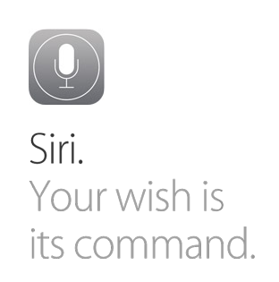 Apple's description of Siri