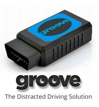 Groove, the distracted driving solution