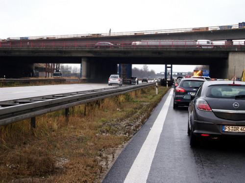 A9 autobahn
