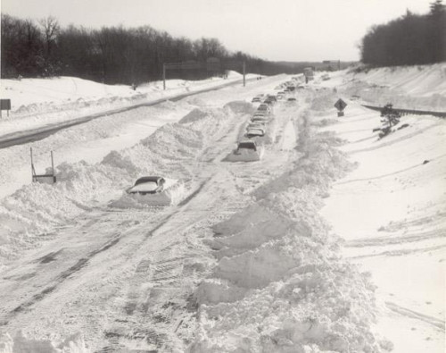 Blizzard of 1978 by Dave S