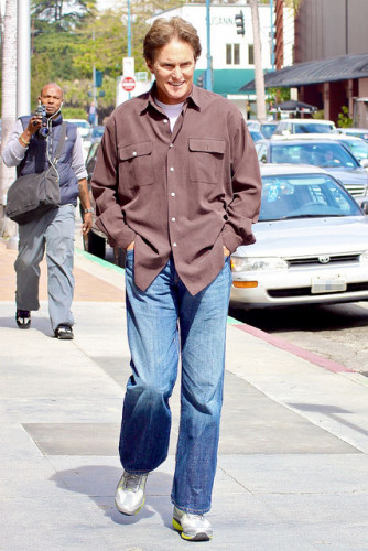 Bruce Jenner, photo taken in 2011