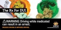 CDOT drugged driving campaign image