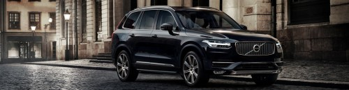 2015 Volvo XC90. Photo courtesy of Volvo