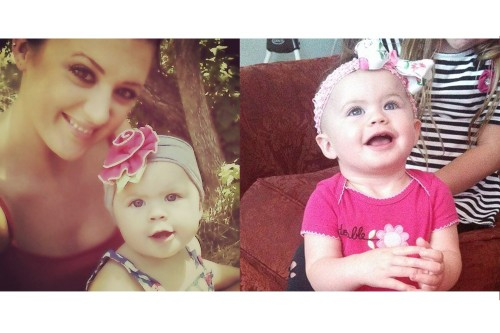Jennifer Groesbeck and her daughter, Lily. Photo courtesy of the GoFundMe.com