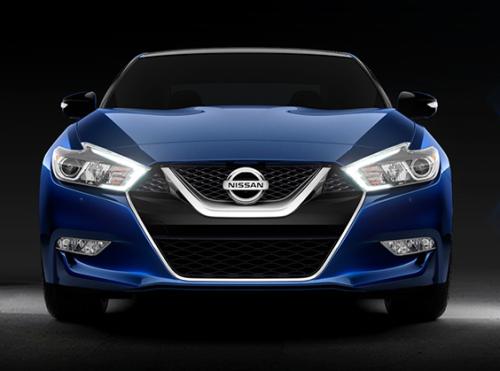 2016 Nissan Maxima, courtesy Nissan