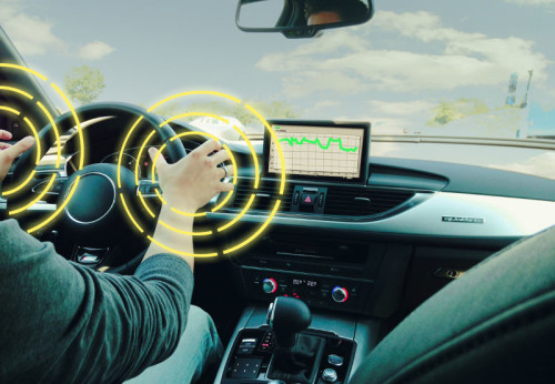 Smart Steering Wheel, courtesy Guttersberg Consulting GmbH (GTB)