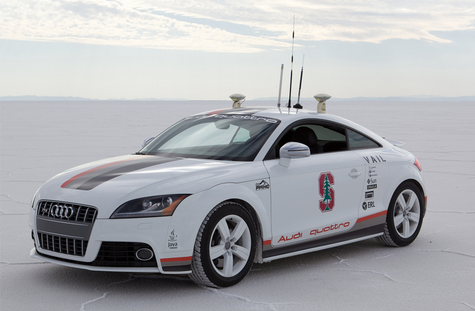 Professor raises ethical questions about autonomous vehicles.