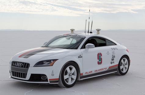 Professor raises ethical questions about autonomous vehicles.