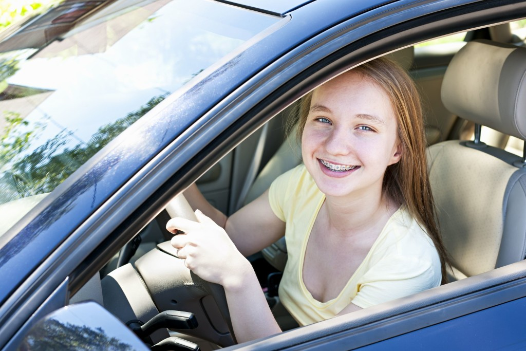 Distracted driving is a serious problem among teens.