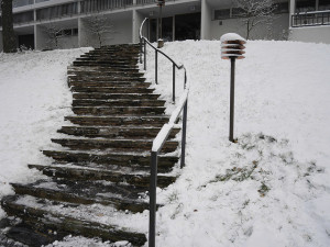 Personal injury lawsuit for slip and fall accident.