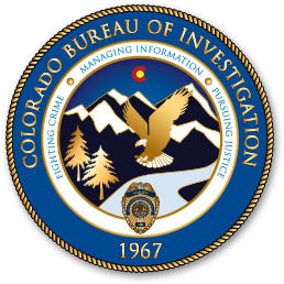 Colorado Bureau of Investigation logo