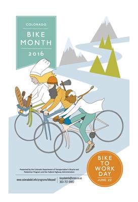 Colorado Bike Month 2016