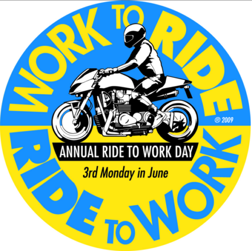 National Ride to Work Day