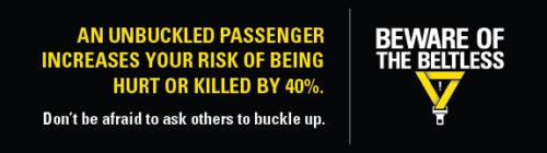 Beware of the Beltless