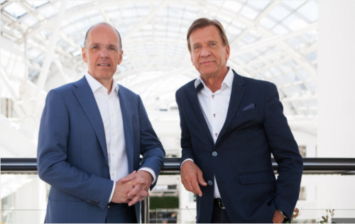 Volvo, Autoliv partnership