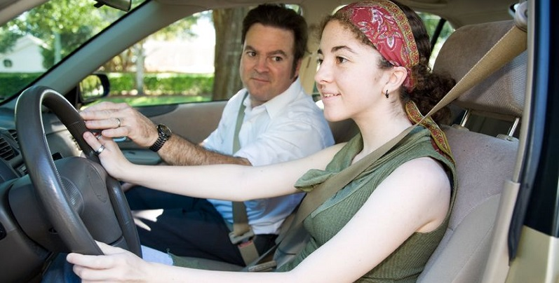 Preventing Auto Accidents Through Positive Role Modeling