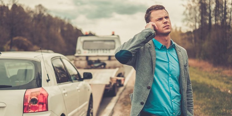 Men More Likely to Get into Auto Accident