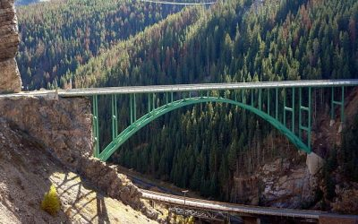 Troubled Bridges Over Colorado Waters and Roadways