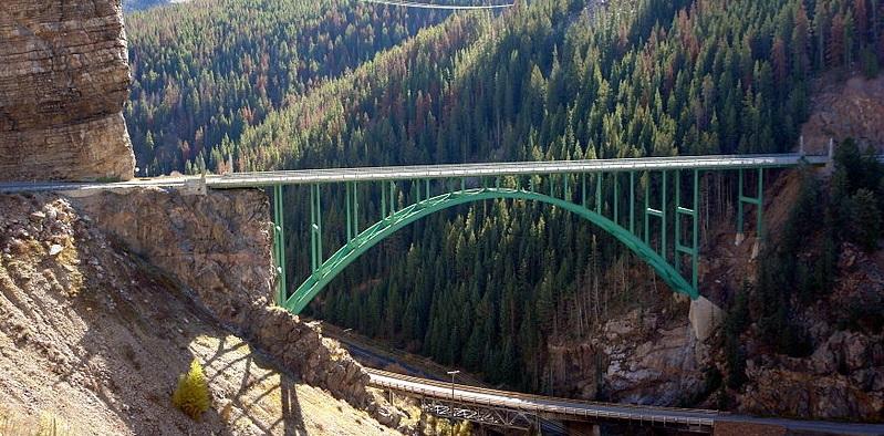 Colorado's Heavily-Trafficked Bridges