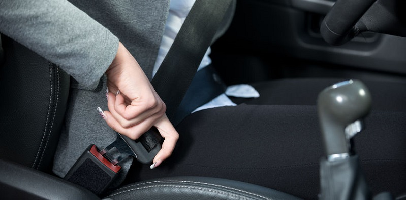 Colorado DOT Surveys Drivers on Seat Belt Use