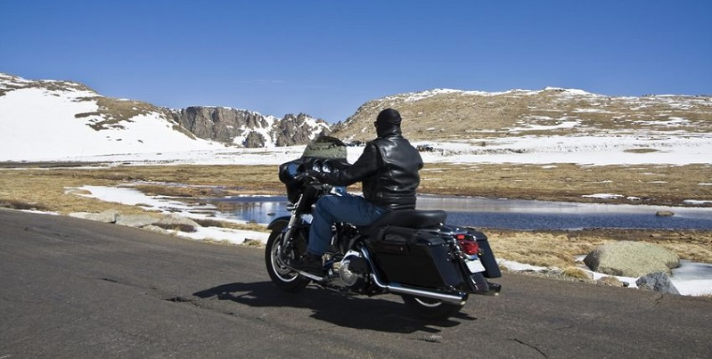 Motorcycle Deaths in Colorado