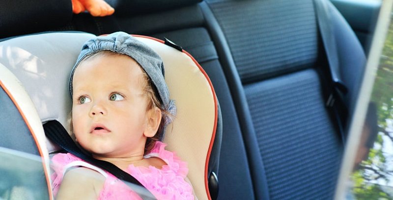 Child Car Seats After Colorado Auto Accident