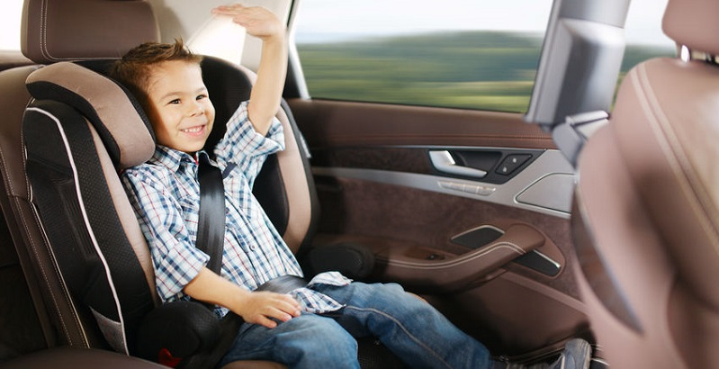 Protect Your Child in the Event of an Auto Accident by Ensuring They Buckle Up