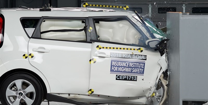 Lab Now Measuring Key Safety Factor for Passengers in Event of Auto Accident