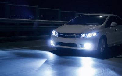 Poor Headlights Prevalent in New Vehicles