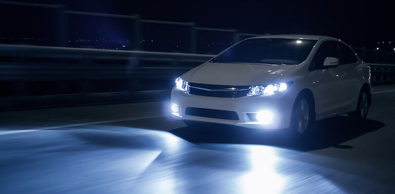 Headlight Brightness Can Have Impact on Colorado Car Accidents