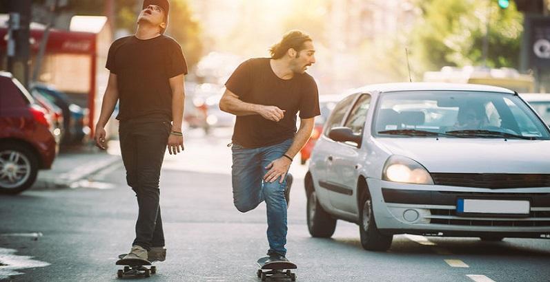 Pedestrian Accidents in Colorado Involving Skateboards