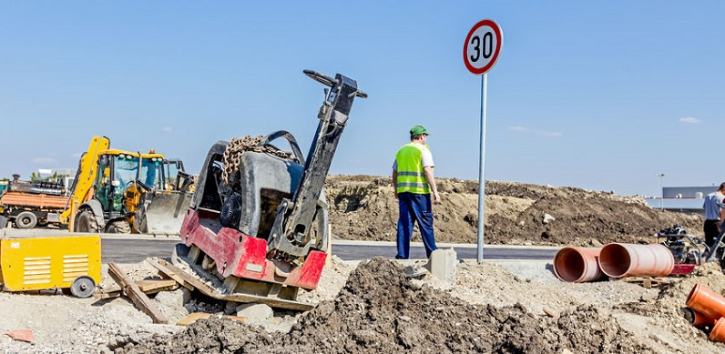 Avoid Construction Site Car Accidents by Following Simple Safety Tips