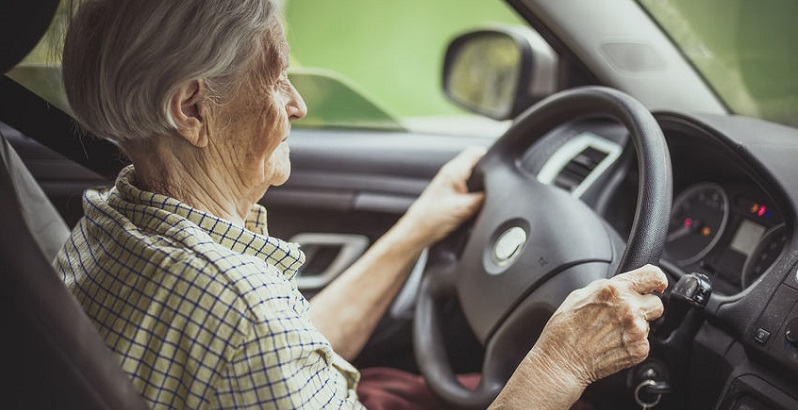 Seniors and Colorado Car Accidents