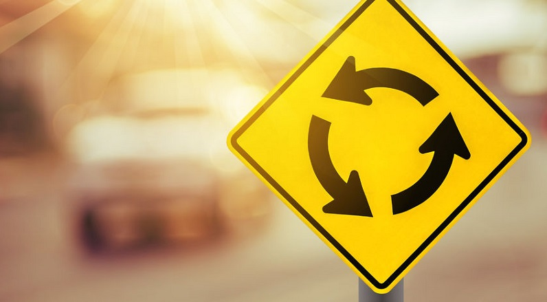 DPW Constructs Roundabouts in West Highland to Reduce Denver Auto Accidents