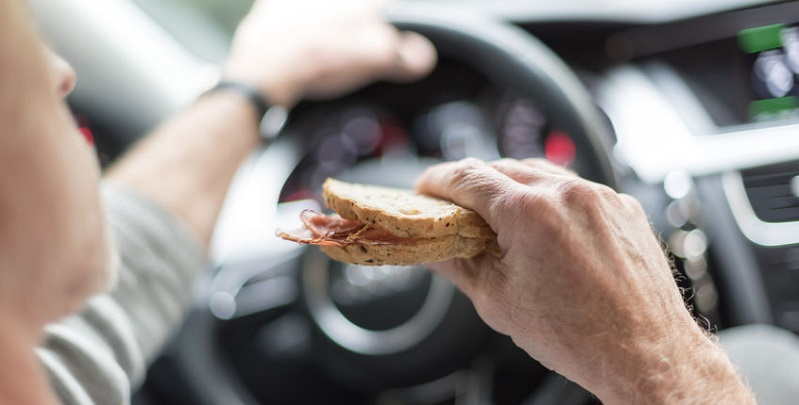Distracted Drivers Cause Colorado Car Accidents